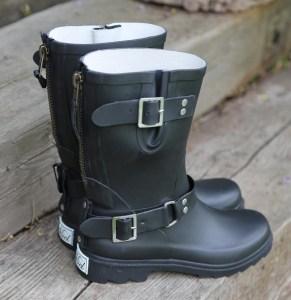 stovlar biker boots