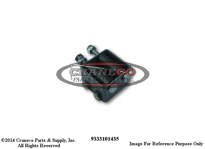 9333101435 Grove Cable Guide Asy
