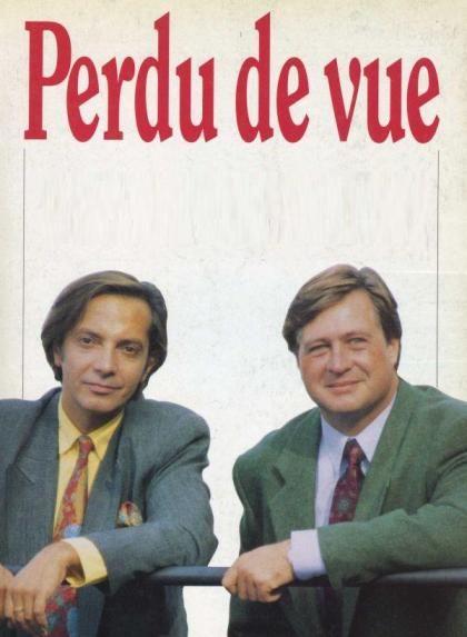Jacques Pradel Perdu De Vue : jacques, pradel, perdu, Perdu, Vue