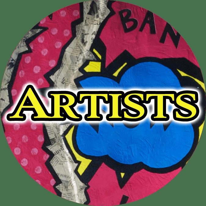 COP III Artists