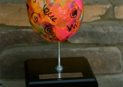 COP III | Grade school egg presented by Bryant Elementary