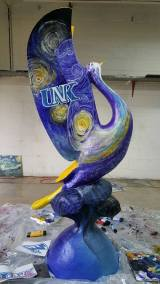 "COP III | ""Starry Night"" by UNK Art Students"