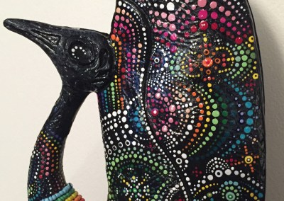 "COP III | ""Brolga"" by Lauren Thurman"