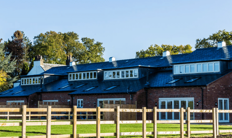 powell barns in mobberley, new homes in Cheshire