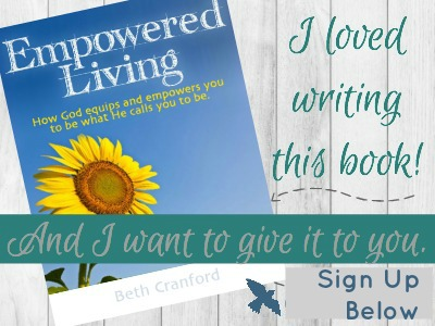 Empowered Living-Sign Up