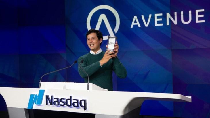 Roberto Lee, CEO Avenue.