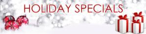 Christmas Massage Specials and Gift Certificates