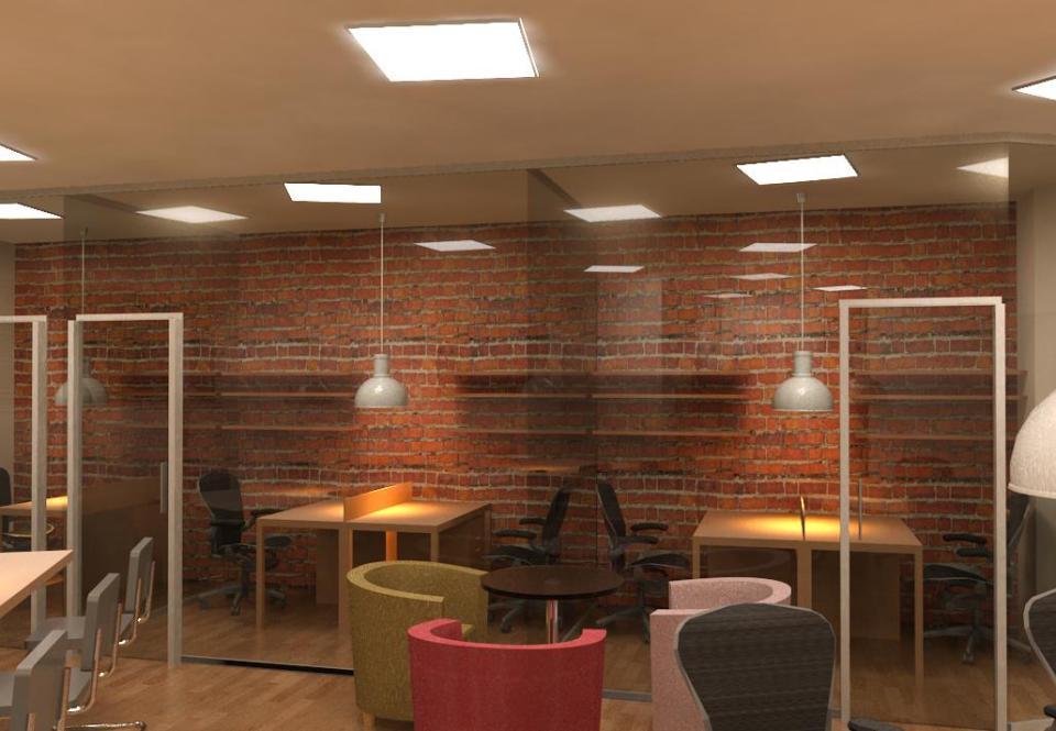 Cranium One Office Space