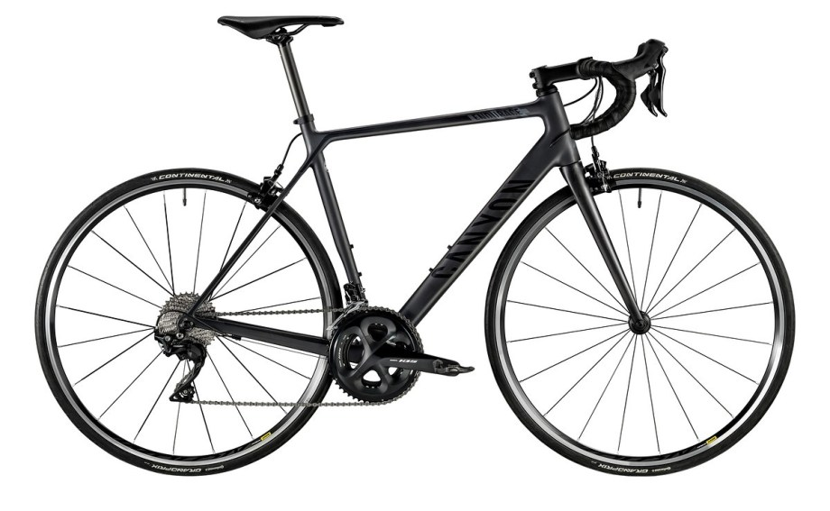 2019 Canyon Endurace CF 7.0