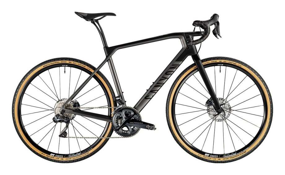 2019 Canyon Grail CF SL 8.0 Di2