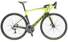 2019 SCOTT Foil 20 disc yellow/black Bike