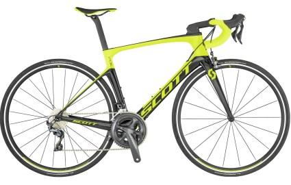 2019 SCOTT Foil 20 yellow/black Bike
