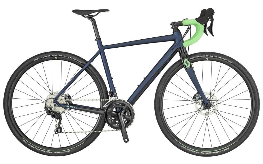 2019 SCOTT Contessa Speedster Gravel 15 Bike
