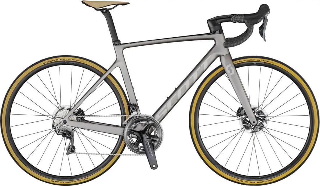 2020 SCOTT Addict RC 10 grey Bike