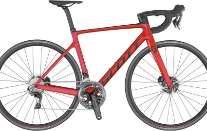2020 SCOTT Addict RC 10 red Bike