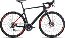 2017 CUBE Agree C:62 Race Disc carbon
