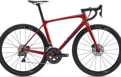 2020 Giant Tcr Advanced Pro 1 Disc