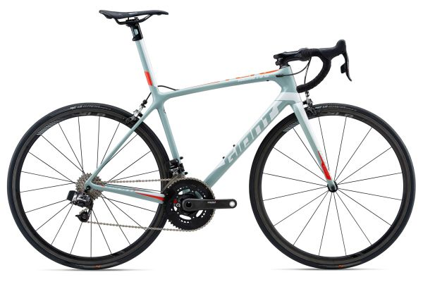 2018 Giant TCR Advanced SL 0 RED