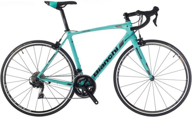 2019 Bianchi Intenso Centaur 11sp