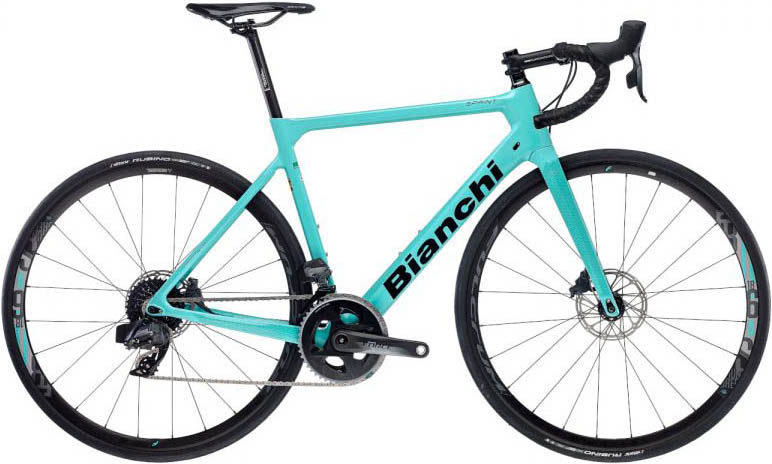2019 Bianchi Sprint Disc Force eTap AXS 12sp