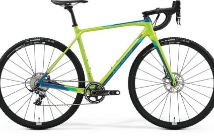 2019 Merida MISSION CX 8000