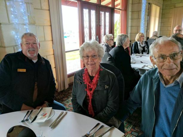 SPC HASTINGS LUNCH BASS MEMBERS 9th JULY 2017