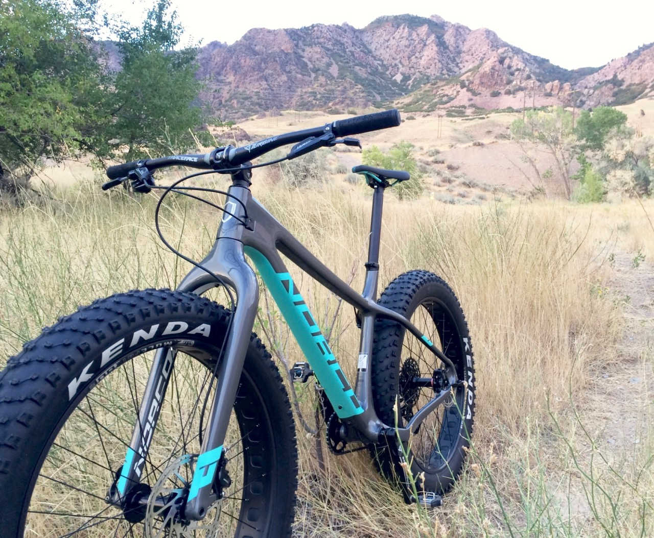 Review Norco Ithaqua 6 2 Incredible Dirt And Snow