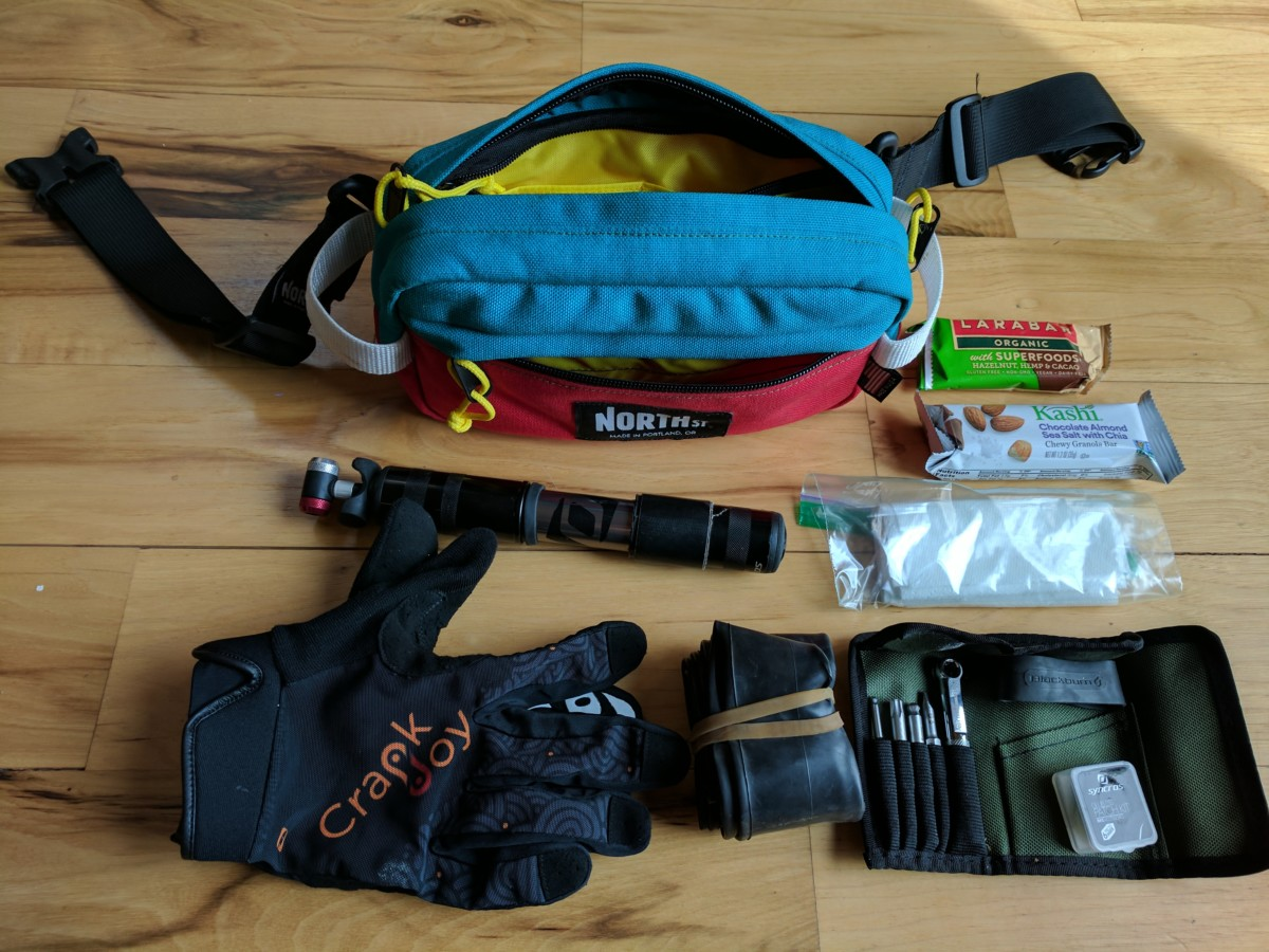 b3250eb8 Review: North St Pioneer 9 Hip Pack - Ditch the Hydration Pack ...