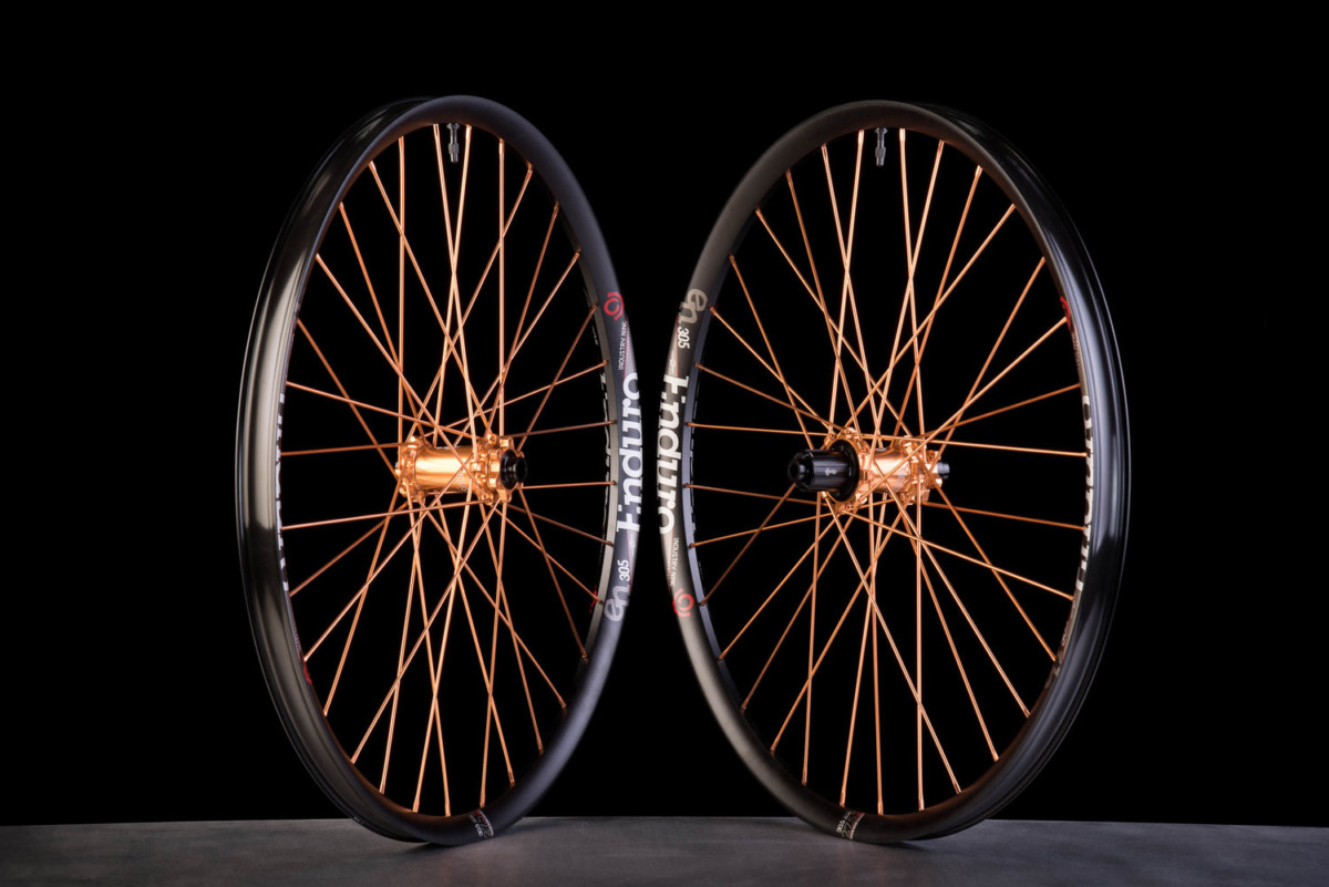 Win Limited Edition Wheelset From Industry Nine!!