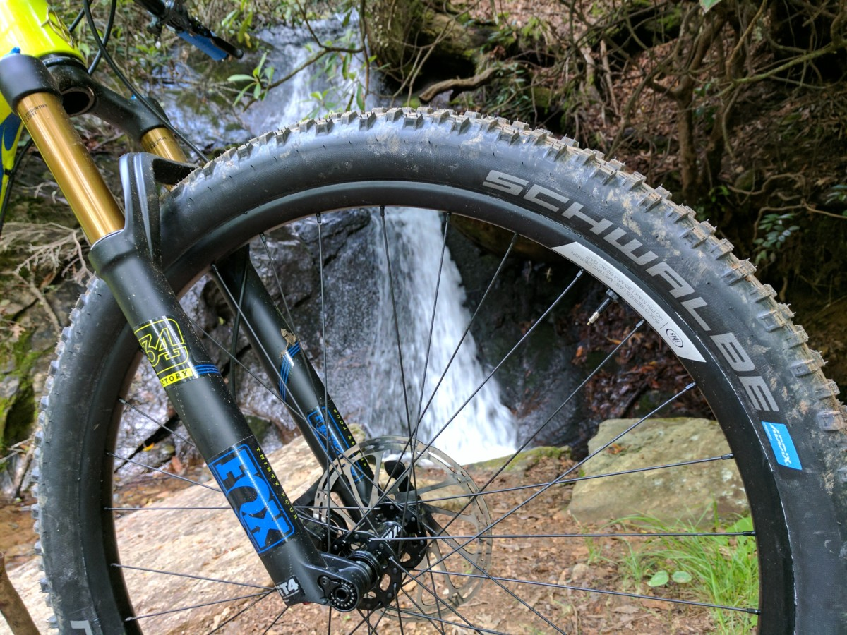 Initial Review: Schwalbe 29×2.6 Nobby Nic Addix Speedgrip