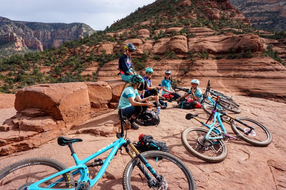 59eaea6b1 Yeti Women s Mountain Bike Clothing Review by Crankjoy