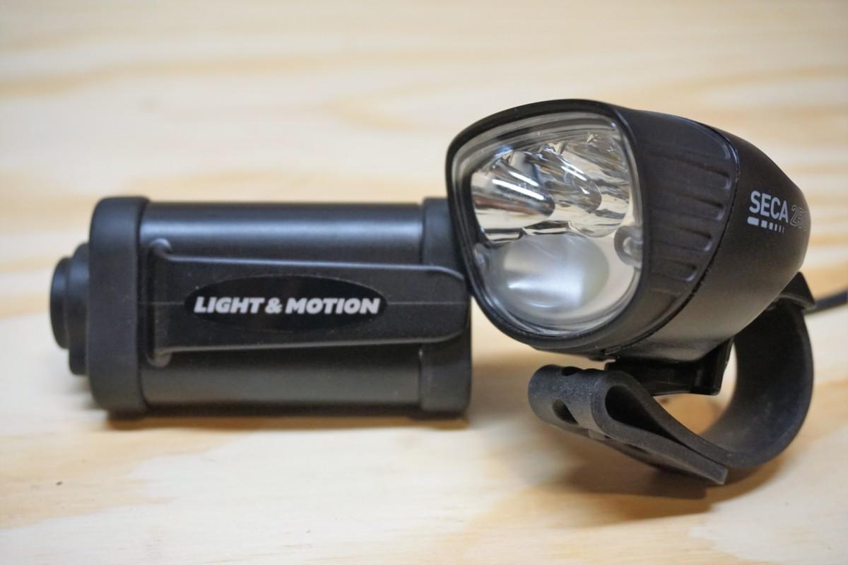 Lights & Motion Seca 2500 Race