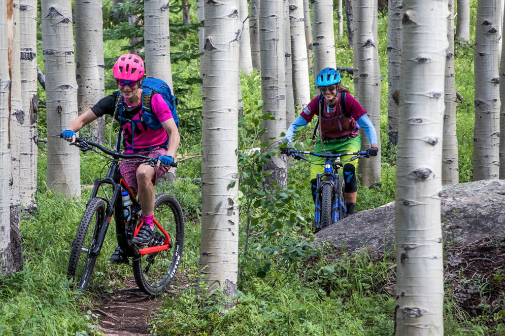 Crested Butte Ladies Trip with Chasing Epic