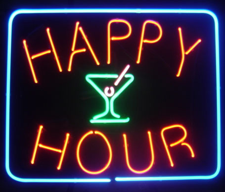it's Happy Hour every hour for JTL apparently...