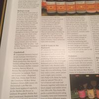 Article CAMRA Central Lancs magazine