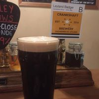 Leyland Badger stout