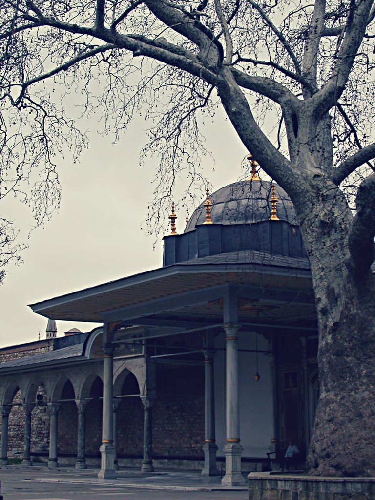 Topkapi Inner Court copy