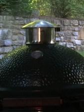 BGE smoke cap