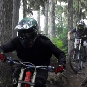 Endless DH in Whistler