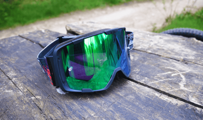 mountainbiking goggles Parker MX Melon Optics