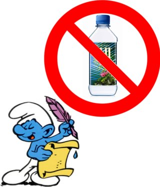 No Liquids Allowed