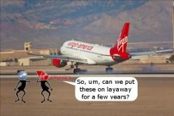 Virgin America Cuts Aircraft Orders