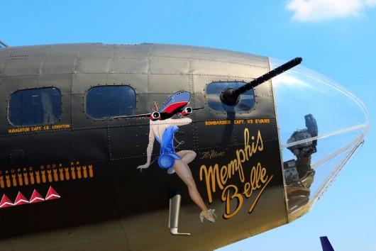 Southwest Airlines Memphis Belle