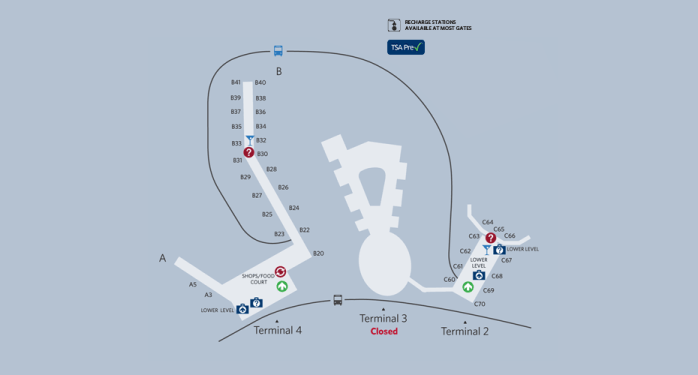 delta jfk terminal 4 map Delta Moves Most Regional Flights To Terminal 4 At Jfk Tomorrow delta jfk terminal 4 map