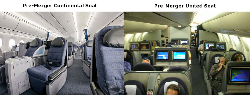 United Goes Fully Flat In Business Class On Long Haul From North American Hubs Cranky Flier
