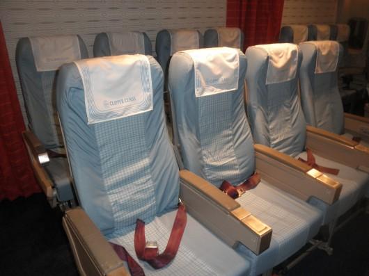 Pan Am 747 Clipper Class