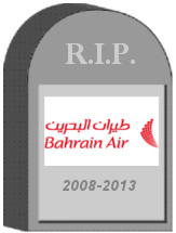 Bahrain Air Shut Down
