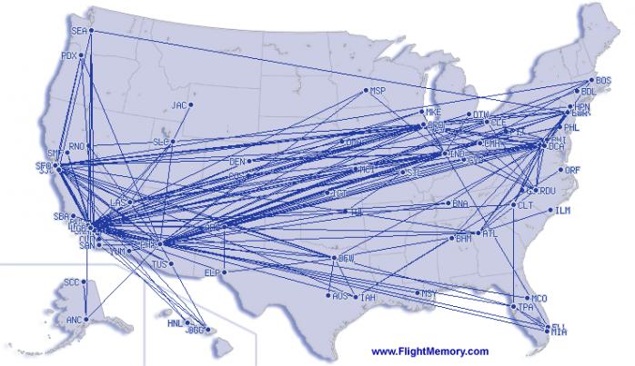 FlightMemory Domestic