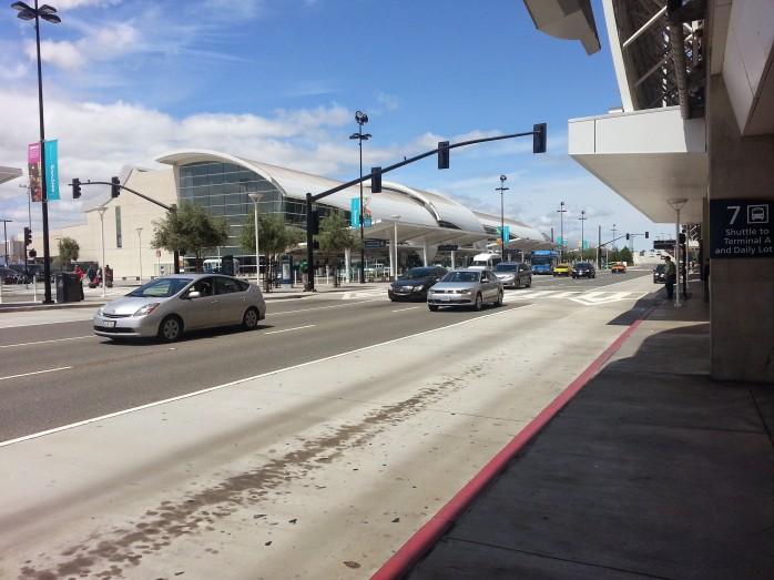 San Jose New Terminal B