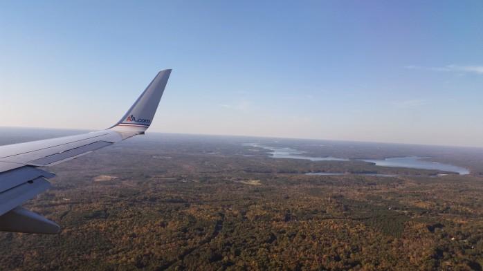 Fall in RDU